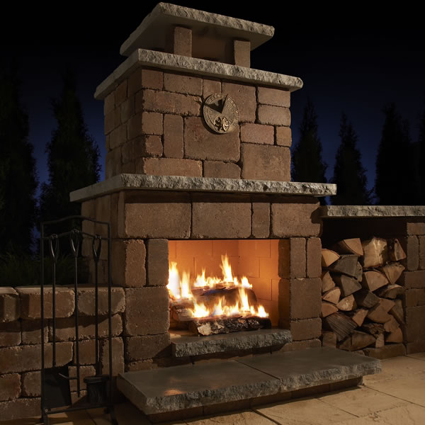 Masonry Types For Fireplaces