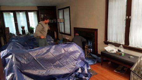DIY Chimney Cleaning