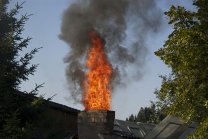 How Does A Chimney Fire Start